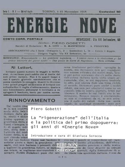 Energie Nove