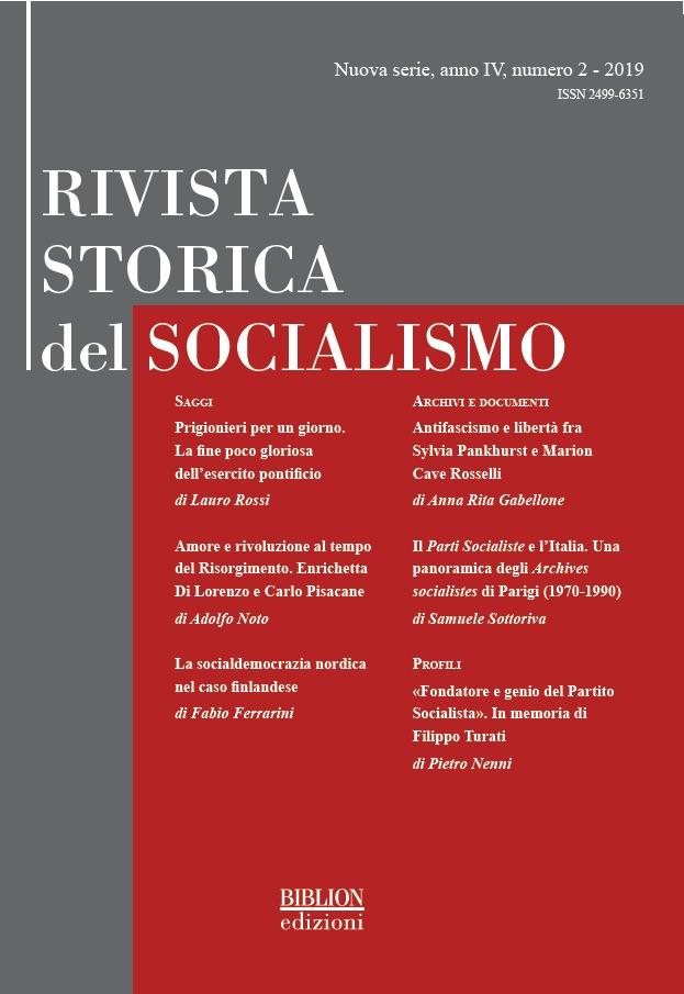 Rivista Storica del Socialismo